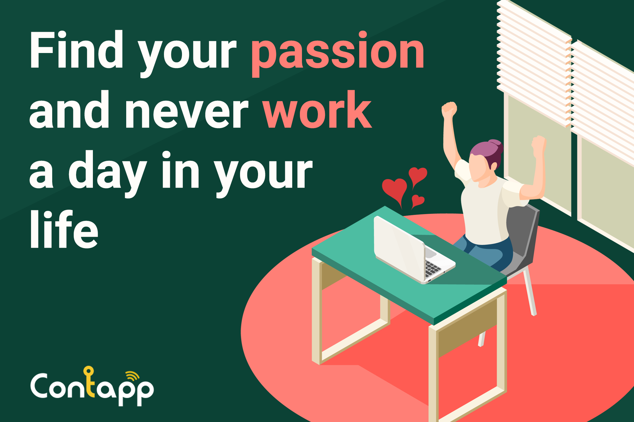 how to find passion in your work
