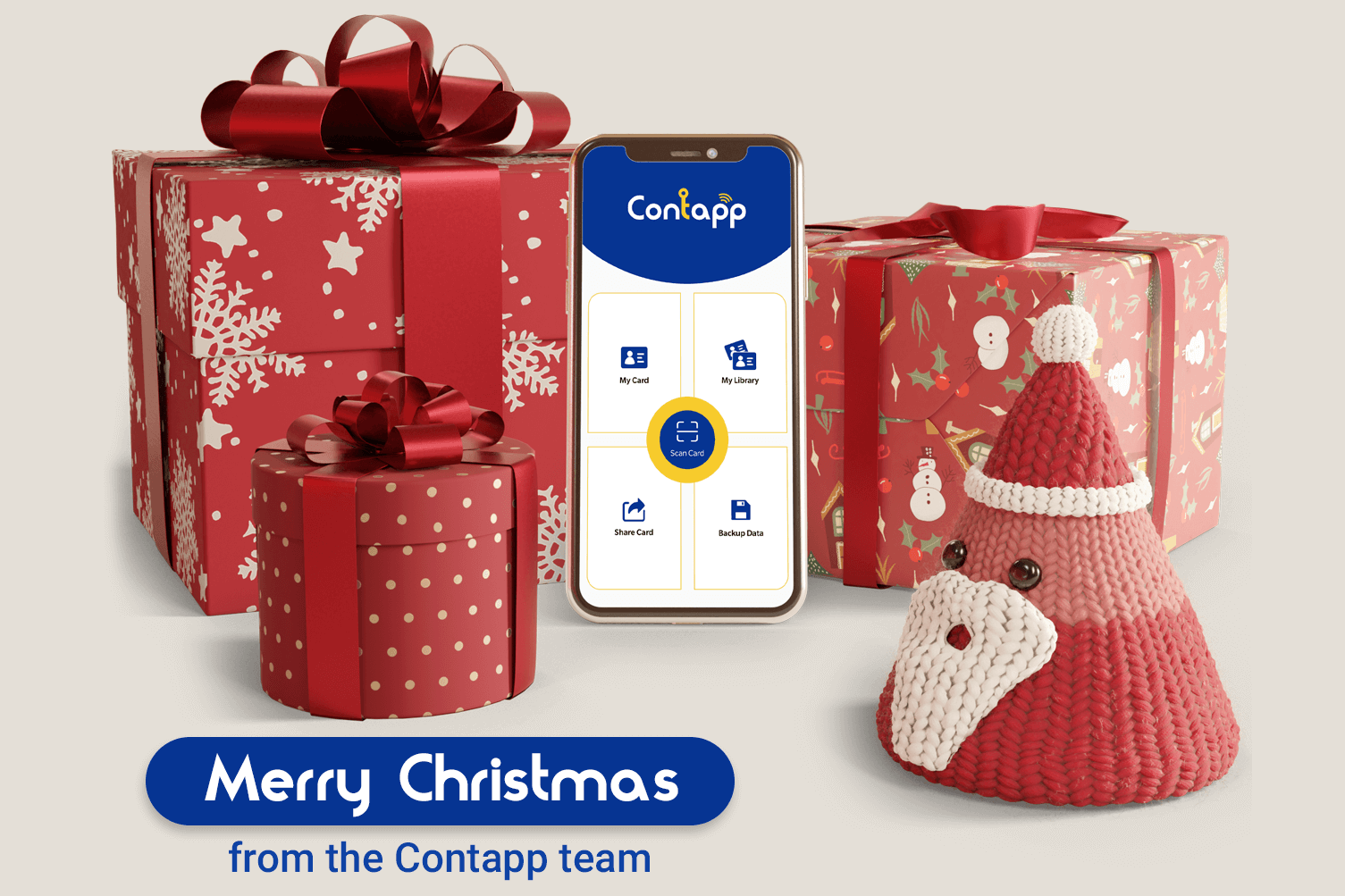 Merry Christmas from Contapp