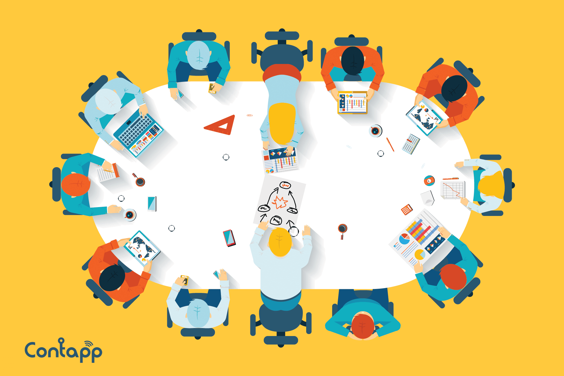 9 Tips on How to Manage Teams More Efficiently